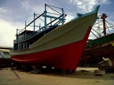 kapal 45 GT