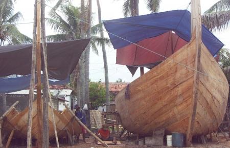 Kapal Kayu 17 GT