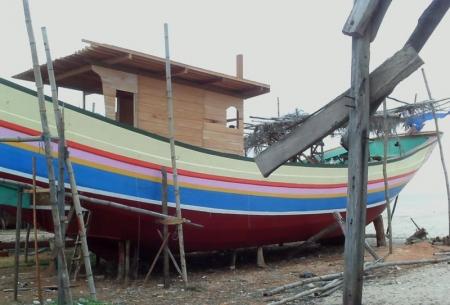 Kapal Kayu 30 GT